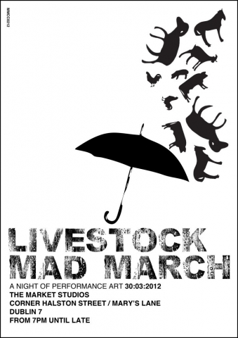 Livestock: Mad March Poster