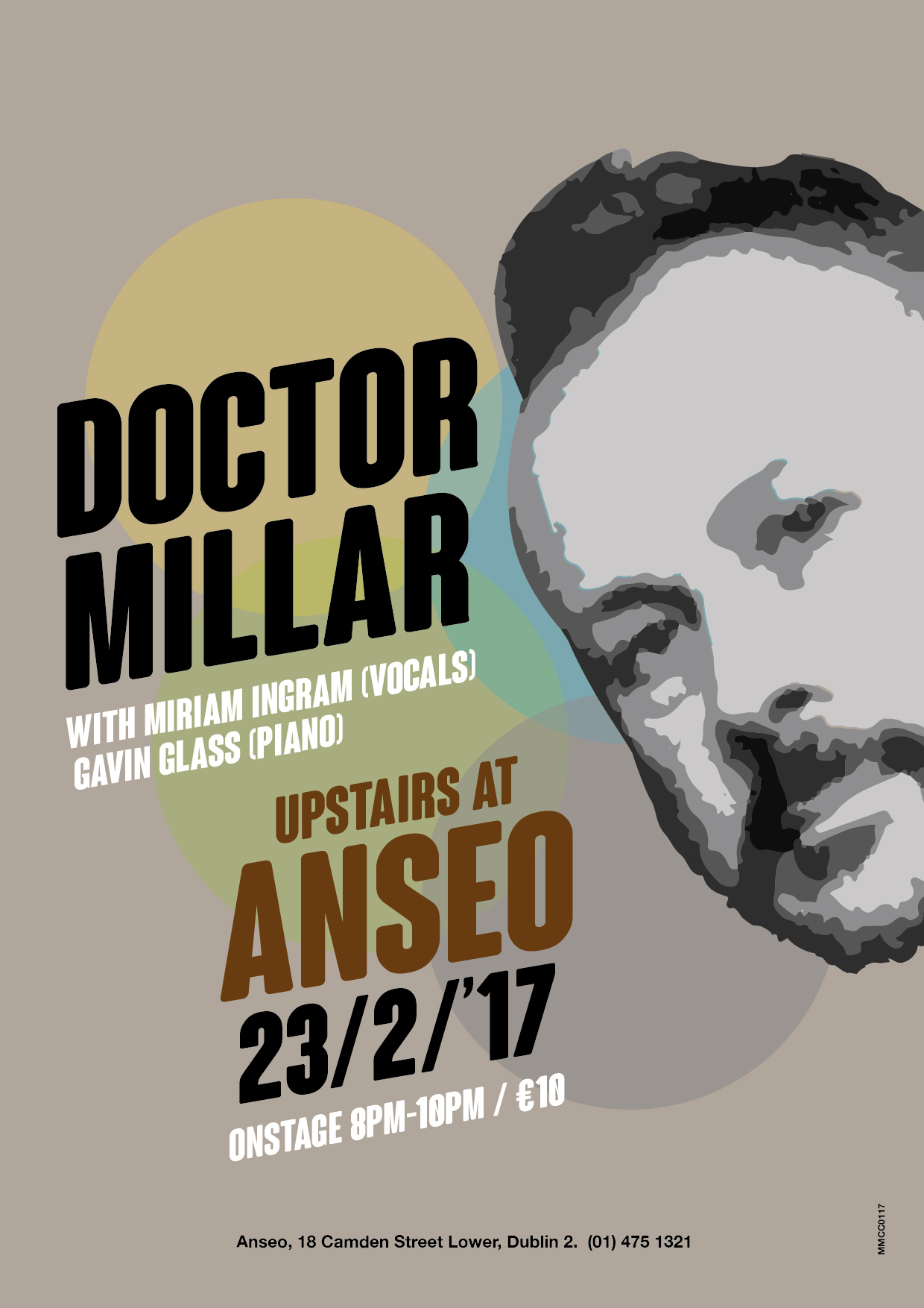 Doctor Millar, Anseo, February, 2017